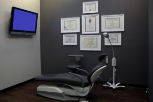 Visage San Francisco Facial Plastic Surgery Office Consultation Area